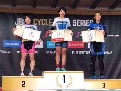 【レース報告】第2回JBCF修善寺ロードレース フェミニン レポート