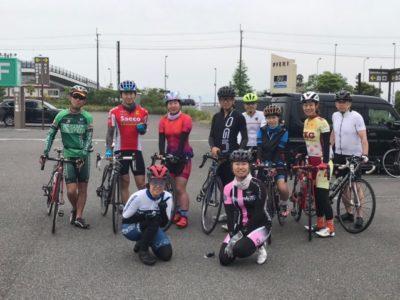 【イベントレポート】琵琶湖(北)一周ライド2019.6.4