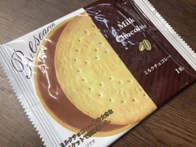 【商品情報】前田製菓 チョコレートサンドビスケット リサーチ